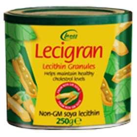 Lanes Lecigran Lecithin Granules 250g