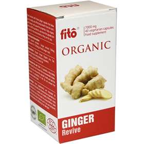 Fito Organic Ginger Capsules 40