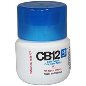 CB12 Mint/Menthol Safe Breath Oral Care Agent 50ml