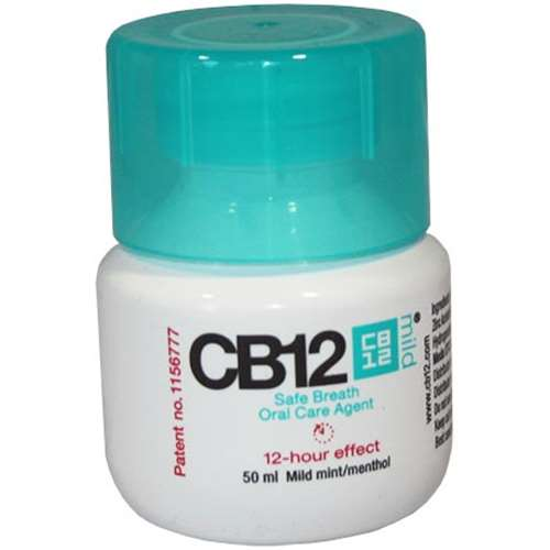 Image of CB12 Safe Breath Oral Care Agent Mild 50ml