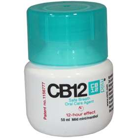 CB12 Safe Breath Oral Care Agent Mild 50ml