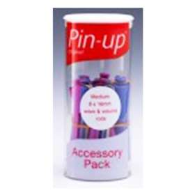 Pin-up Medium Perm Rod Accessory Pack