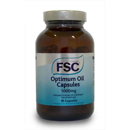 FSC Optimum Oil Capsules 1000mg 90caps