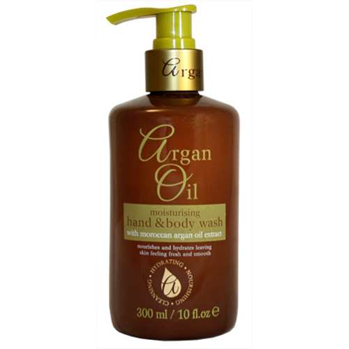 Image of Argan Oil Hand & Body Wash 300ml