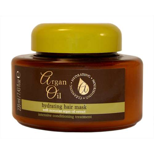 Image of Argan Oil Hydrating Hair Mask 220ml