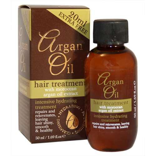 Image of Argan Oil Hair Treatment 50ml