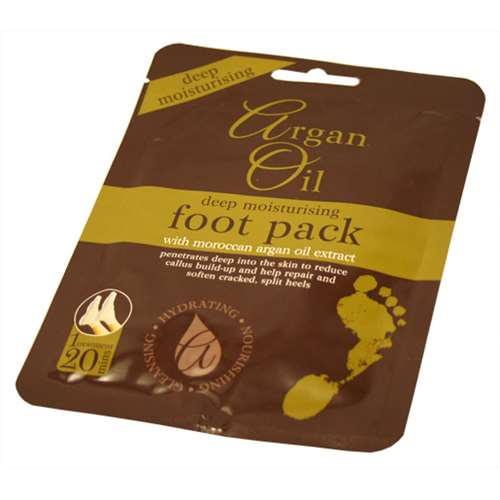 Image of Argan Oil Deep Moisturising Foot Pack 1 x 20 Minute Treatment