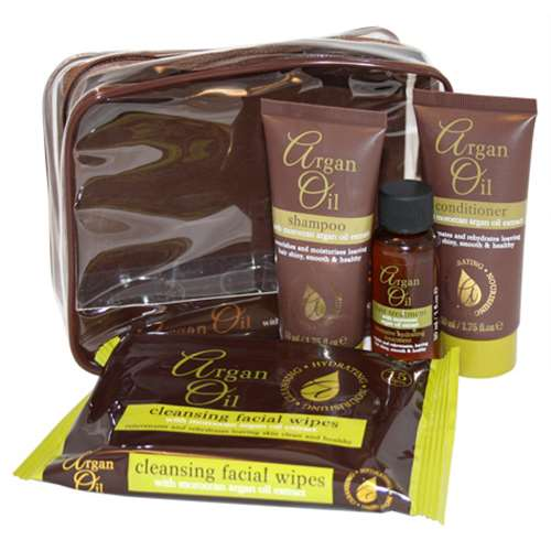 Image of Agran Oil Hair & Skin Care Gift Set