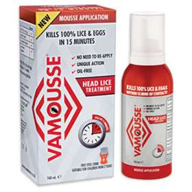 Vamousee Head Lice Treatment 160ml