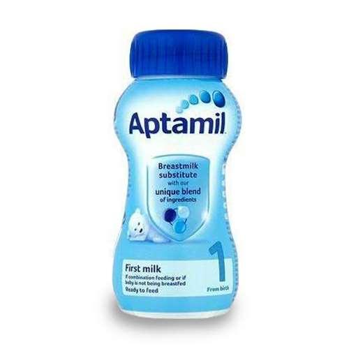 Image of Aptamil First Milk Stage 1 200ml RTF
