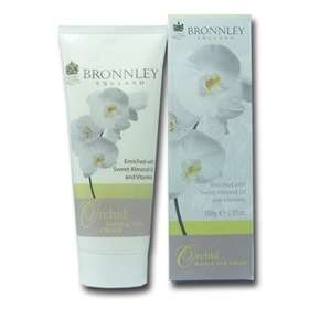 Bronnley Orchid Hand and Nail Cream 100ml