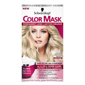 Schwarzkopf Color Mask 910 Pearl Blonde Permanent Hair Colour