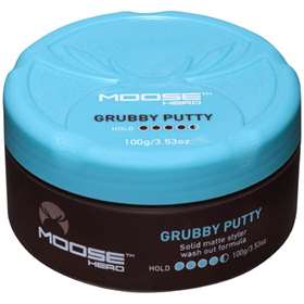 Moose Head Grubby Putty 100g