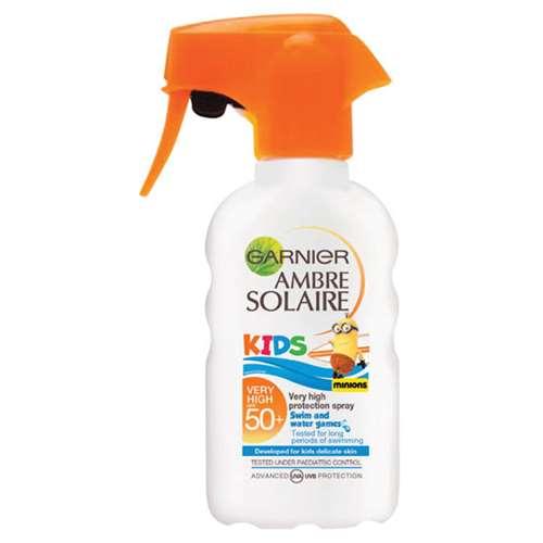 Image of Ambre Solaire Resisto Kids Spray SPF50 200ml