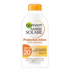 Ambre Solaire Protection Lotion SPF20 200ml