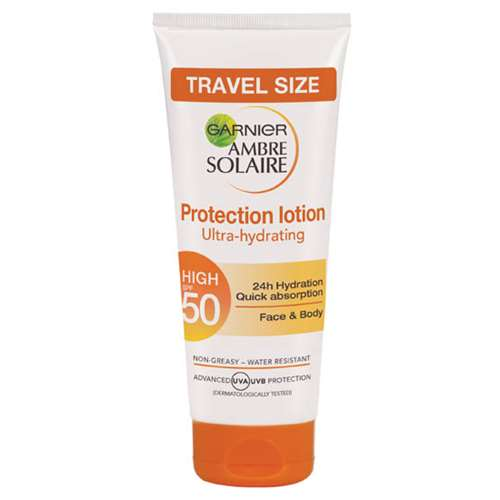 Image of Ambre Solaire Face and Body Lotion SPF30 50ml