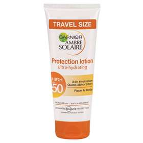 Ambre Solaire Face and Body Lotion SPF30 50ml