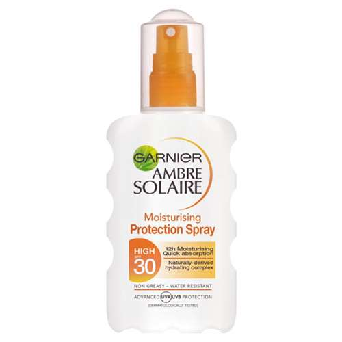 Image of Ambre Solaire Protection Spray SPF30 200ml