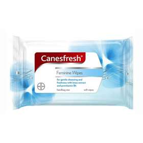 Canesfresh Feminine Wipes (10)