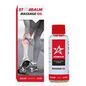 Star Balm Regular Strength Massage Oil 50ml