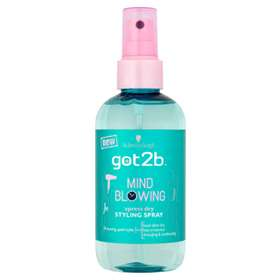 Schwarzkopf Got2b Mind Blowing Styling Spray 200ml