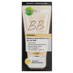 Garnier Skin Naturals BB Cream Normal Skin Light 50ml
