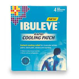 Ibuleve Rapid Cooling Patch