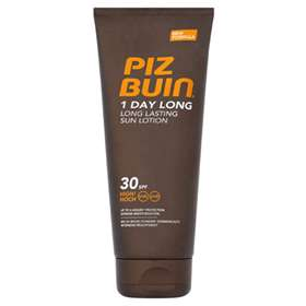 Piz Buin 1 Day Long Sun Lotion SPF30 200ml