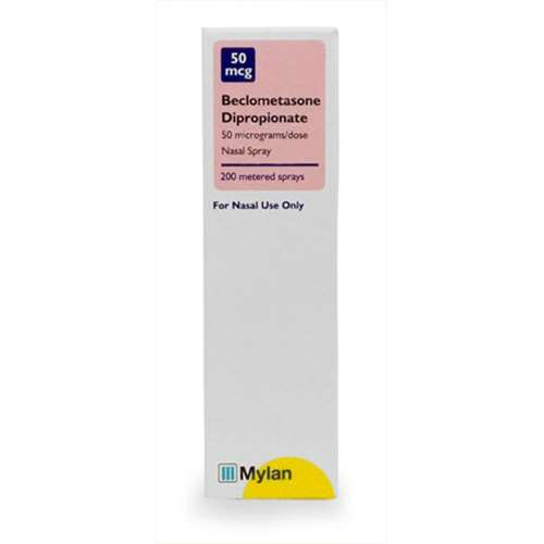 Image of Beclometasone Nasal Spray 50mcg