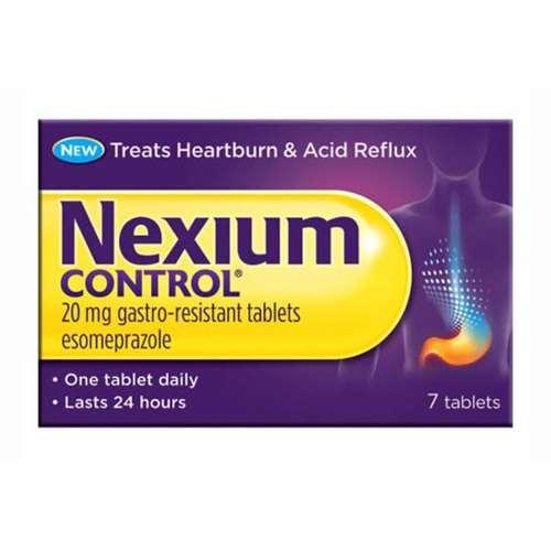 Nexium Control 7's