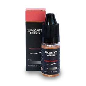 SmartCigs Watermelon E-Cig Liquid 12mg Nicotine 10ml