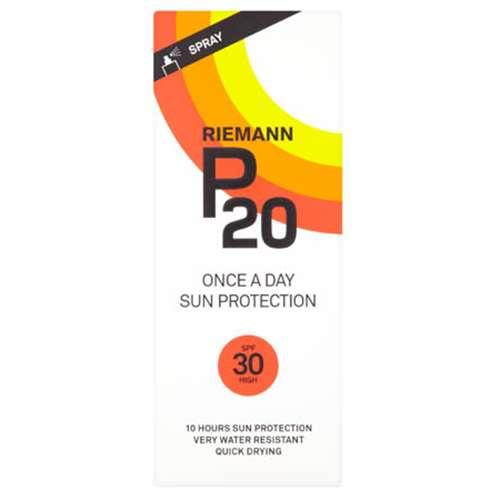 Riemann P20 Once a Day Sun Protection Spray SPF 30 200ml