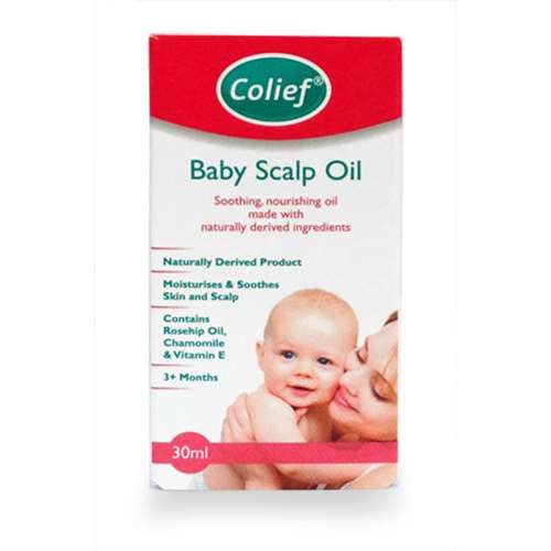 Image of Colief Baby Scalp Oil 30ml