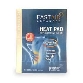 FastAid Advanced Heat Pad 1 x Large