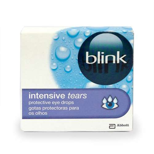 Image of Blink Intensive Tears Protective Eye Drops 20 x 0.4ml
