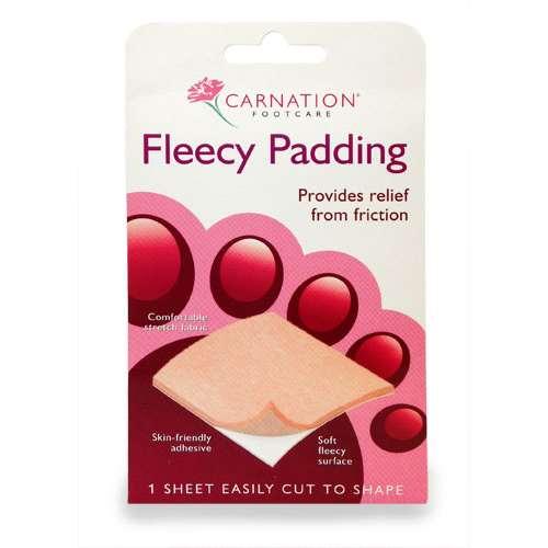 Image of Carnation Fleecy padding 1 sheet