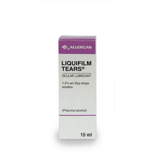 Image of Liquifilm Tears 15ml