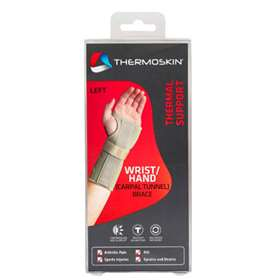 Thermoskin Thermal Wrist/Hand Brace Left Extra Small 82242