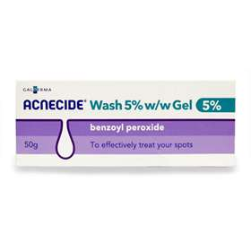 Acnecide Wash Gel 50g