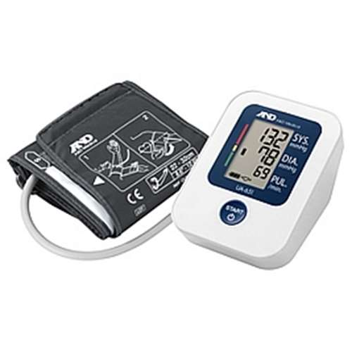 Image of A&D Medical UA-651 Digital Blood Pressure Monitor