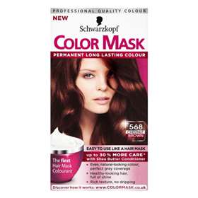 Schwarzkopf Color Mask 568 Chestnut Brown permanent hair Colour