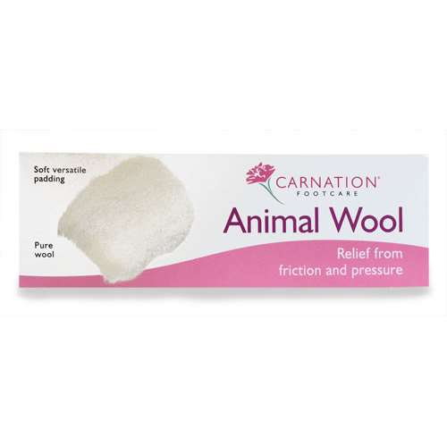 Image of Carnation Animal Wool 25g