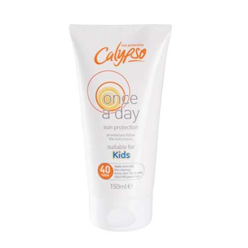 Image of Calypso Once a Day Sun Protective Lotion Kids SPF40