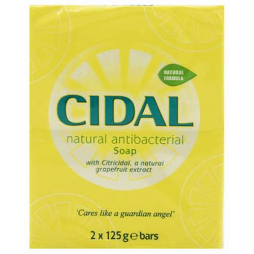 Image of Cidal Soap Twin Pack 2 x 125g