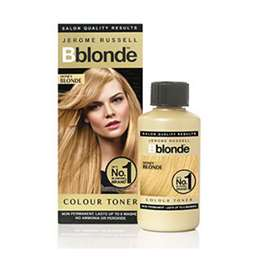 Jerome Russell Bblonde Colour Toner Honey Blonde Non permanent