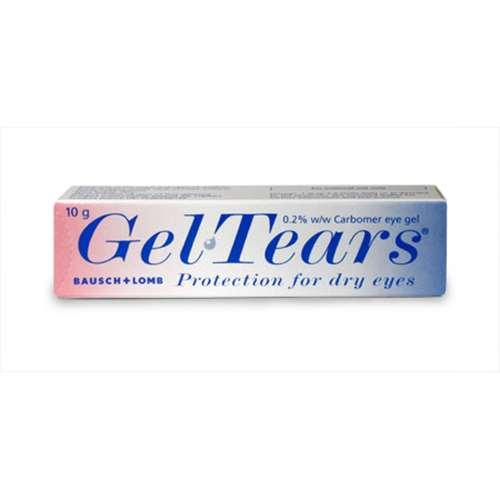 Image of Geltears Eye Gel 10g