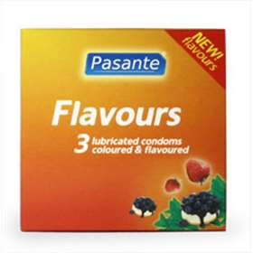 Pasante Flavours Condoms 3