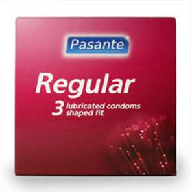 Pasante Regular Condoms 3