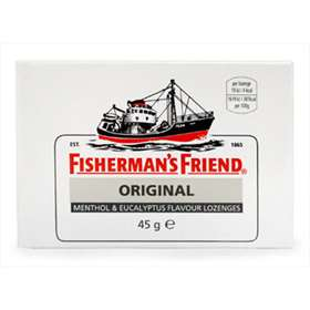 Fisherman's Friend Original Menthol & Eucalyptus Flavour Lozenges 45g