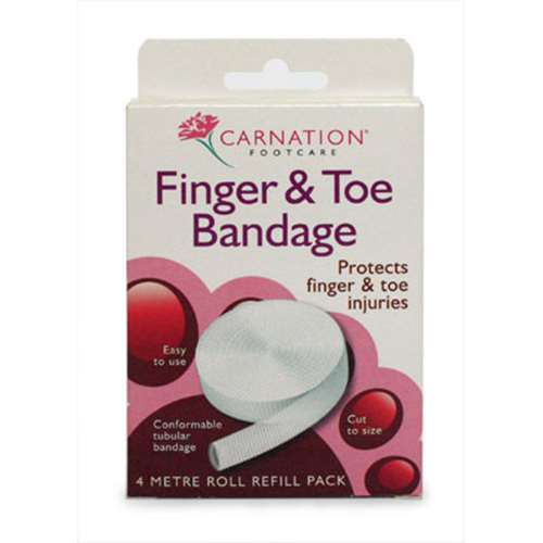 Image of Carnation Finger & Toe Bandage